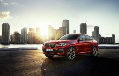 Noul BMW X4 2018