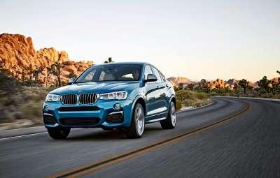 Noul BMW X4 M40i - preturi Romania