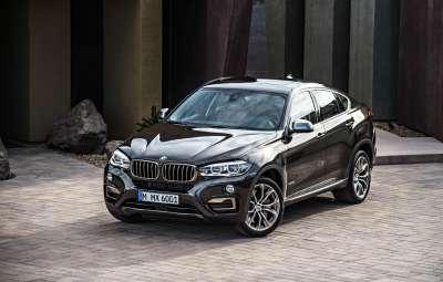 Noul BMW X6 în România
