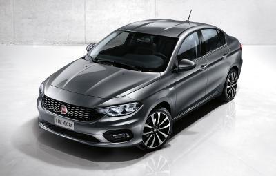 Noul Fiat Aegea
