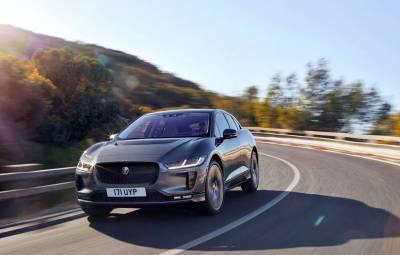 Noul Jaguar I-PACE