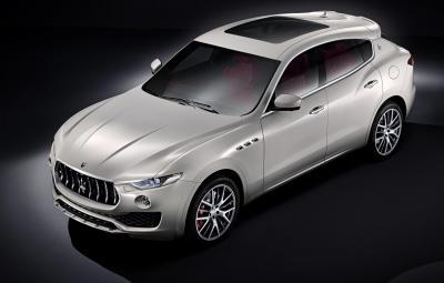 Noul Maserati Levante
