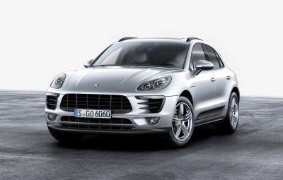 Noul Porsche Macan - motor turbo pe benzina in patru cilindri