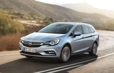 Noul Opel Astra Sports Tourer
