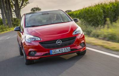 Noul Opel Corsa S