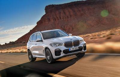 Noul BMW X5 - preturi Romania