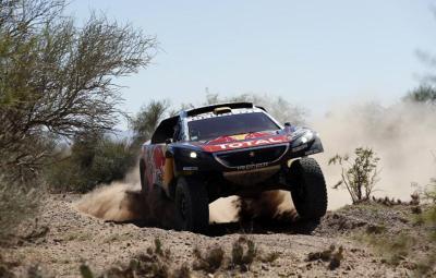 Stephane Peterhansel - castigator Dakar 2016