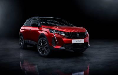 SUV Peugeot 3008 - lista preturi OCT 2021