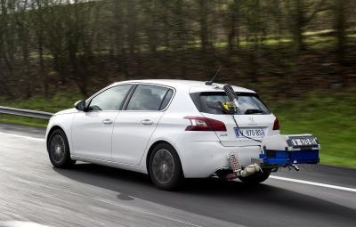 Peugeot 308 BlueHDi 120 - consum real