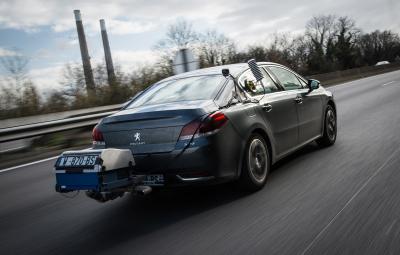 Peugeot 508 - consum real