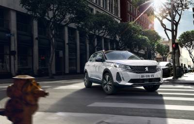 Peugeot 3008 - lista preturi Nov 2020