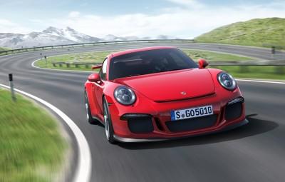 Porsche 911 GT3 - probleme la motor