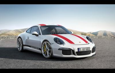 Noul Porsche 911 R
