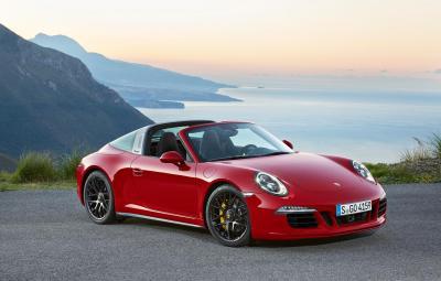 Noul Porsche 911 Targa 4 GTS