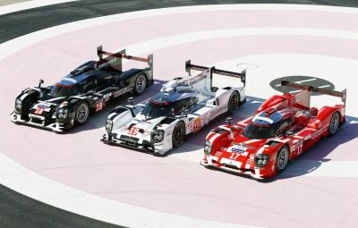 Porsche 919 Hybrid - Le Mans 2015