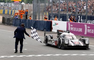 Porsche 919 Hybrid - victorie Le Mans 2016