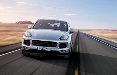 Noul Porsche Cayenne 2014