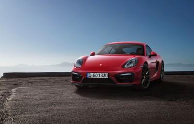 Noul Porsche Cayman GTS
