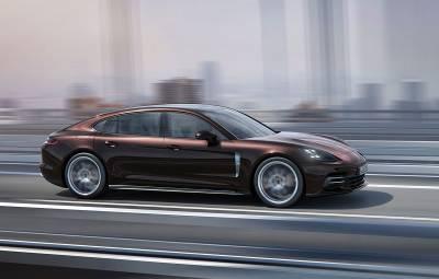 Porsche - cifre vanzari 2017