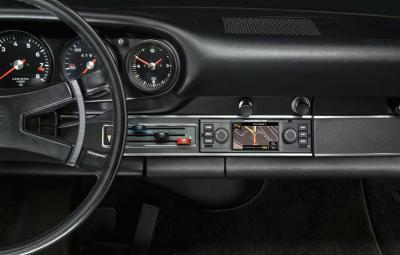 Mediaplayer pentru clasicele Porsche 911