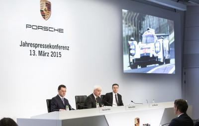 Conferinta anuala Porsche 2015