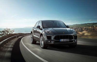 Noul Porsche Macan