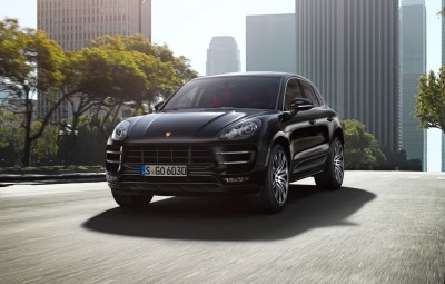 Porsche Macan lansat in Romania