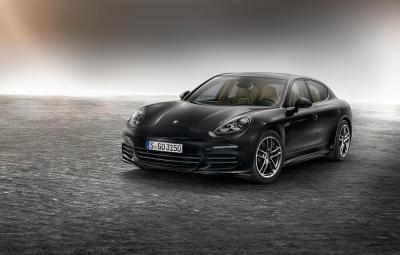 Noul Porsche Panamera Edition