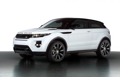 Range Rover Evoque Black Design Pack