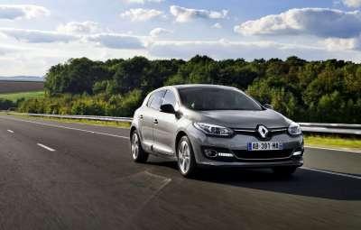 Noul Renault Megane facelift 2014