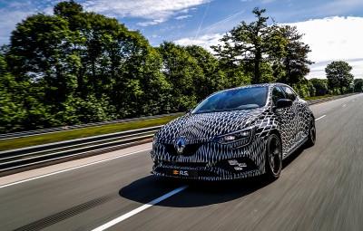Noul Renault Megane RS 2018