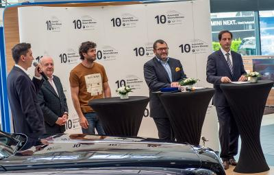 Automobile Bavaria Baneasa - 10 ani