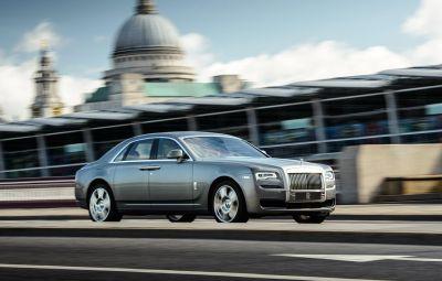 Vanzarile Rolls-Royce 2014