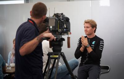 Nico Rosberg - pole position Suzuka 2015