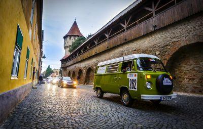 Sibiu Rally Challenge 2016 - vehicule istorice