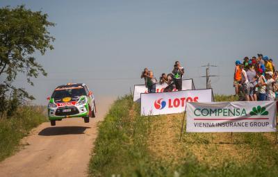 Simone Tempestini - castigator Junior WRC Polonia 2015