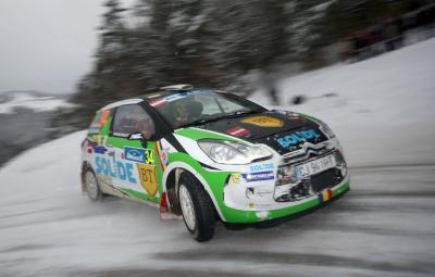 Simone Tempestini - Junior WRC Monte-Carlo 2015