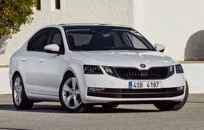 SKODA Octavia - best seller in 2017