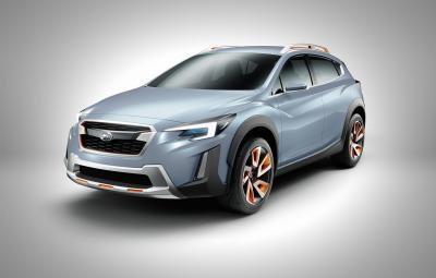 Conceptul Subaru XV