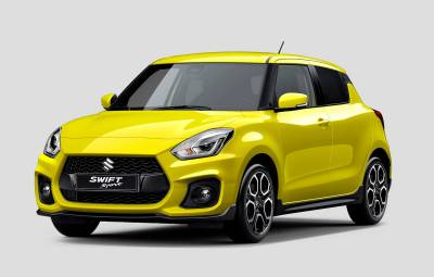 Noul Suzuki Swift Sport 2018
