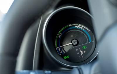 Toyota Auris EV MODE