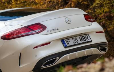 Mercedes-Benz - motorizare diesel 2.2 litri