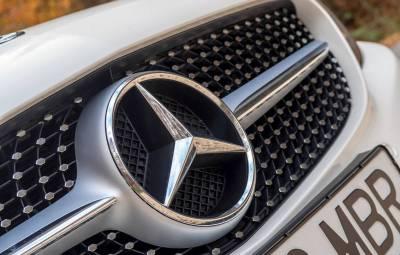 Mercedes-Benz - emisii NOx