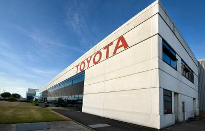 Toyota - fabrica Valenciennes, Franta