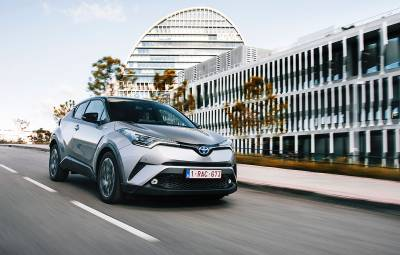Toyota Motor Europe - cifre vanzari 2017