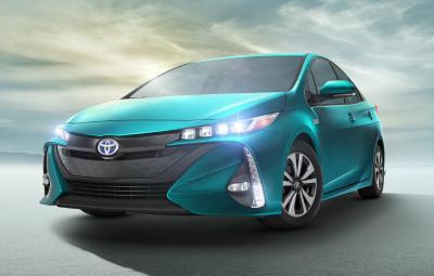 Toyota Prius plug-in hybrid - lansare pe piata