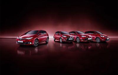 Toyota - cifre vanzari 2016