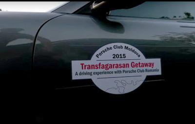 Transfagarasan Getaway - Porsche Club Romania Moldova 2015