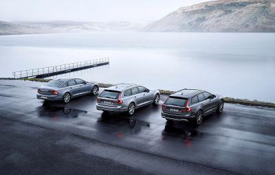 Volvo - cifre vanzari 2016