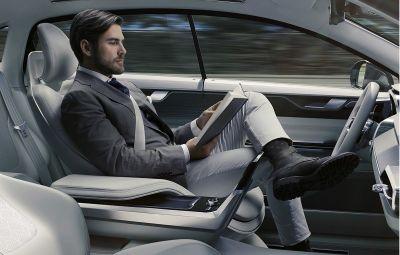 Volvo si Autoliv - Zenuity